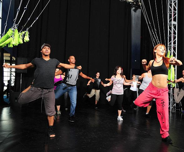 Shine Alternative Fitness Encourages Guests to Learn New Moves for National Dance Day