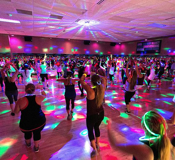 """Life Time Athletic Hosts Annual """"Ignite the Night"""" in Las Vegas"""