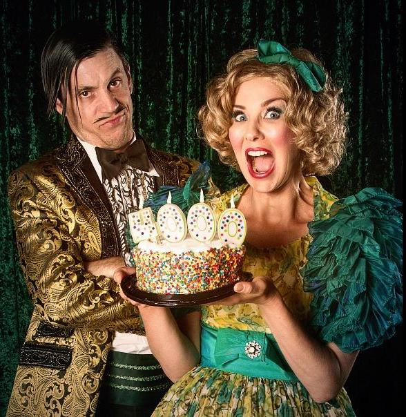 ABSINTHE to Celebrate 4,000 Performances in Las Vegas, Oct. 26