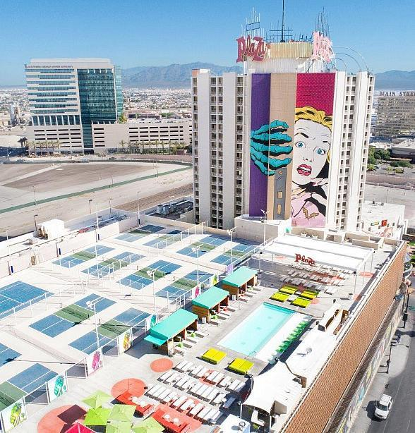 Plaza Hotel & Casino to Hold Job Fair Feb. 22, for Positions at Its Rooftop Pool