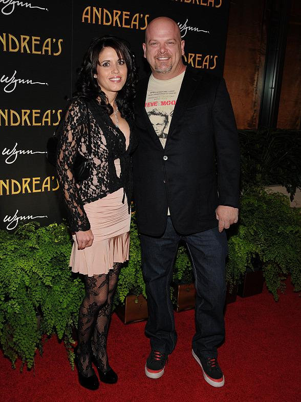 Pawn Stars' Rick Harrison to Marry Girlfriend Deanna Burditt in July