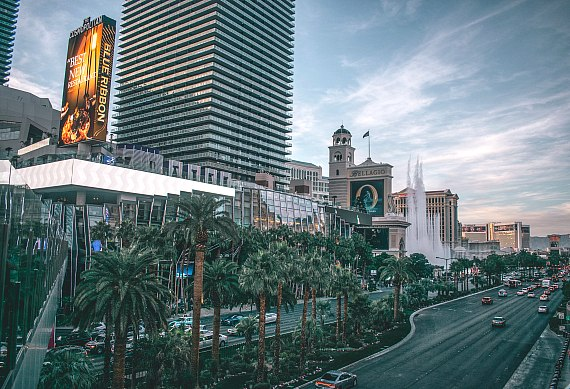 Las Vegas is a great place to start a business