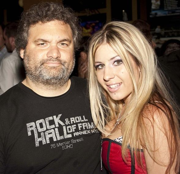 Artie Lange with Single