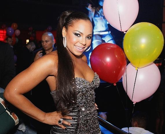 Ashanti at Crown Nightclub on New Year's Eve