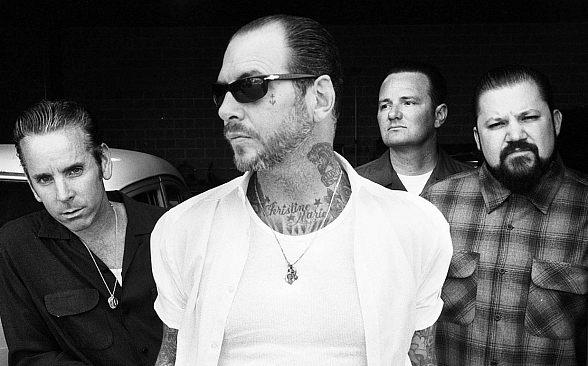 Social Distortion Is Bringing Punk to Brooklyn Bowl Las Vegas Oct. 26