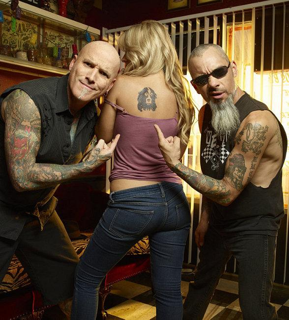 las vegas wranglers and stars of a e 39 s bad ink to host fourth annual regrettable tattoo night. Black Bedroom Furniture Sets. Home Design Ideas