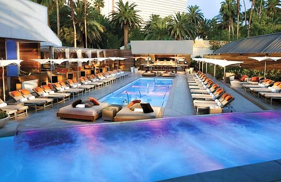 BARE Pool Lounge at The Mirage Hotel & Casino