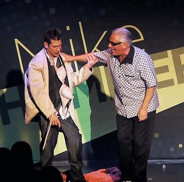 "Comedy Magician Mike Hammer to Appear on Storage Wars Star Barry Weiss' New Show ""Barry'd Treasure"" on A&E April 29"