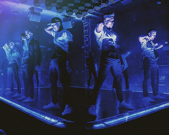 """""""Magic Mike Live"""" Moves to the Strip; Opening at Sahara Las Vegas in 2020"""