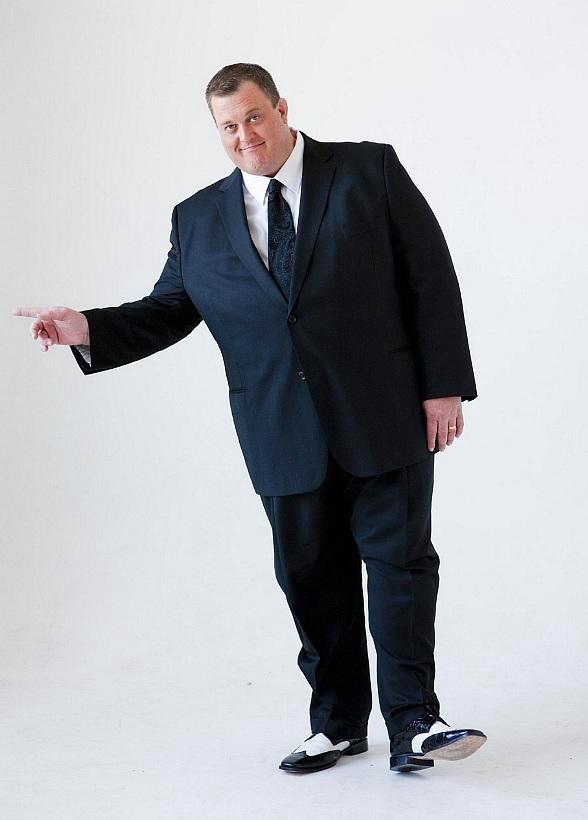 Don't Miss 'Mike & Molly' Star Billy Gardell at Treasure Island June