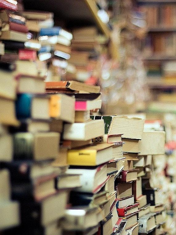Books can be very collectible
