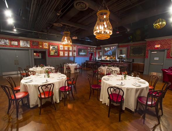 "Rí Rá Las Vegas Debuts New Event Space ""The Bordello"""