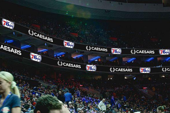 Caesars Entertainment Becomes First Gaming-Entertainment Company to Sign Deal with both NBA and NHL Team Via Partnership with Harris Blitzer Sports & Entertainment's Marquee Franchises: Philadelphia 76ers & the New Jersey Devils