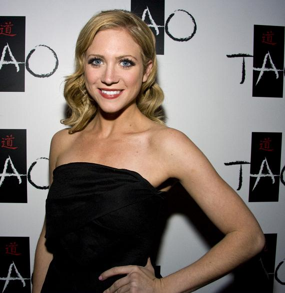 Brittany Snow at TAO (Photo credit: Aaron Thompson)