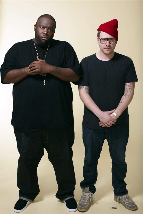 Run the Jewels will appear at Brooklyn Bowl Las Vegas Friday, Oct. 20 at 8 p.m.