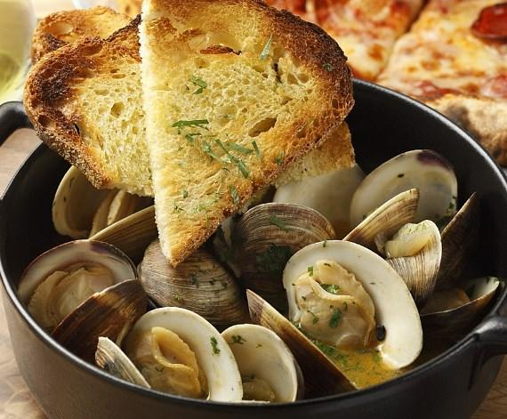 FIVE50 Pizza Bar - Wood Fired Clams