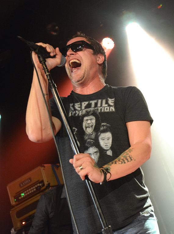 Candlebox performs at Vinyl in Hard Rock Hotel Las Vegas