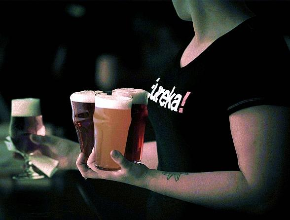"Eureka! in Downtown Las Vegas Celebrates Local Craft Beers with ""Steal The Glass"" Promotion"
