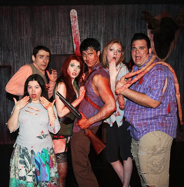 Evil Dead: The Musical Celebrates 100th Performance with Discounted Tickets and Goretorium After-Party
