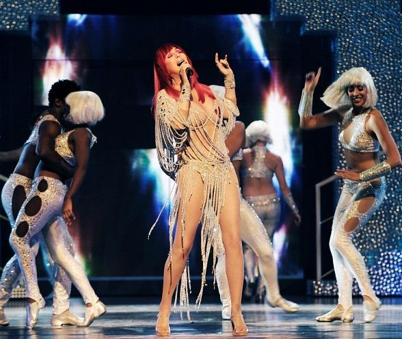 Cher Returns to The Colosseum at Caesars Palace with New Show Changes