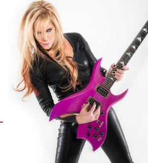 Rock Legend Lita Ford, Safe Nest CEO Liz Ortenburger and Artist Steven Horlock Featured at First Friday February 2