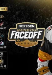 Vegas Golden Knights Announce 2018 Vegas Rookie Faceoff Sept. 8-11