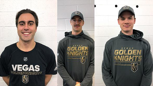 """Select Vegas Golden Knights Players to Participate in """"Movember""""; Funds to Benefit Movember Foundation and Men's Health Initiatives"""