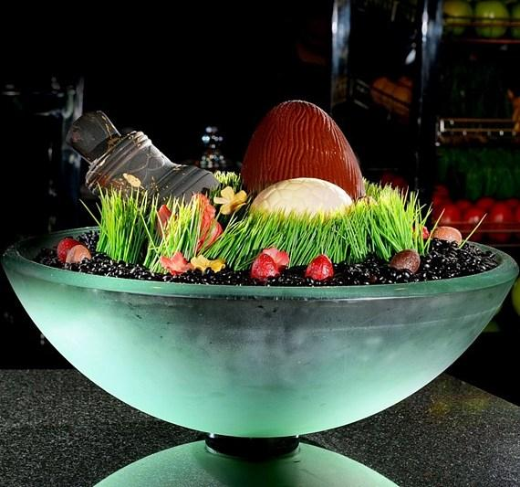 Confectionary Art by Executive Pastry Chef Kamel Guechida
