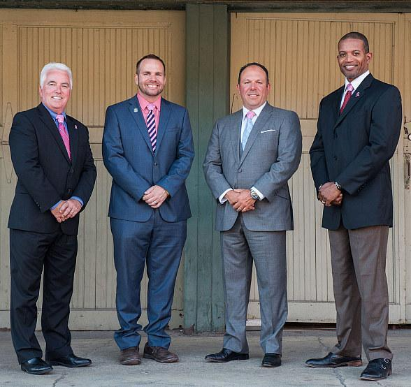 """American Cancer Society's Fourth Annual """"Real Men Wear Pink"""" Campaign; Local Leaders Bring Energy, Passion, and Pink"""