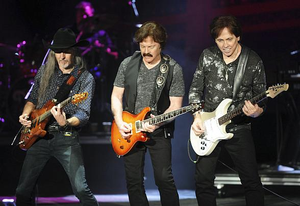 The Doobie Brothers with JD & The Straight Shot Added to Entertainment Lineup at The Cosmopolitan of Las Vegas