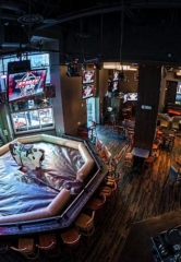 Celebrate College Hoops Madness This March with Dining and Entertainment Specials at PBR Rock Bar & Grill