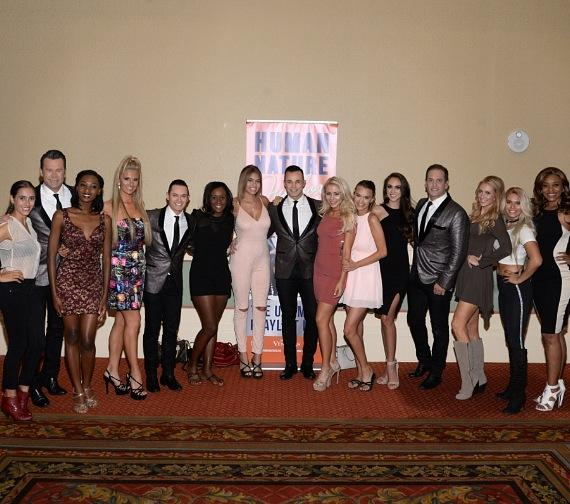 "Miss Nevada USA and Nevada Teen USA Contestants attend ""Human Nature Jukebox"""