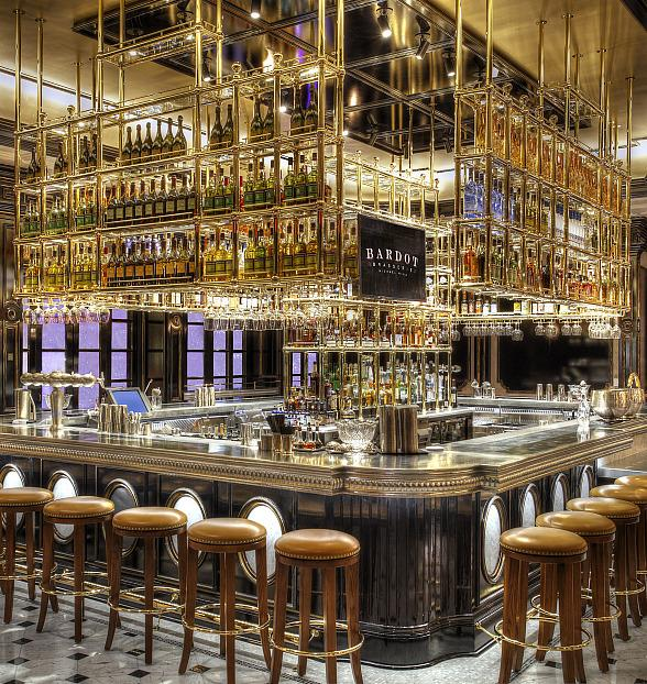 Michael Mina S New Bardot Brerie Unveils Weekend Brunch Experience At Aria In Las Vegas