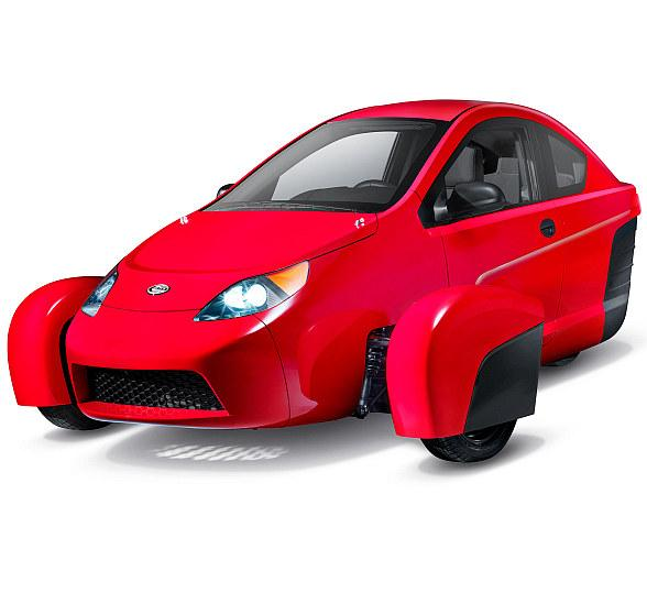 Sleek Elio Motors 'Future Collector Car' on Display this Week during Barrett-Jackson Auto Auctions in Las Vegas