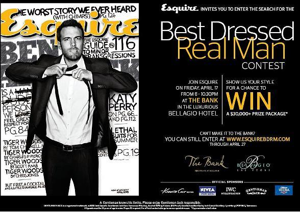 Esquire Magazine's Fifth Annual Search For The 'Best ...