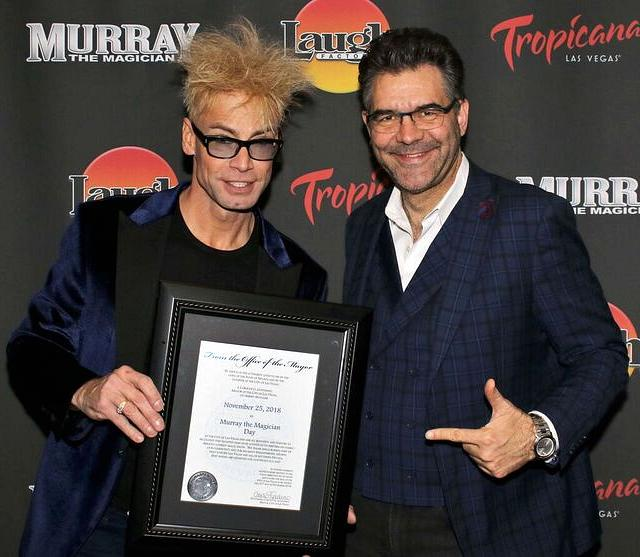 """Murray The Magician Gets His Own """"Murray Day"""""""