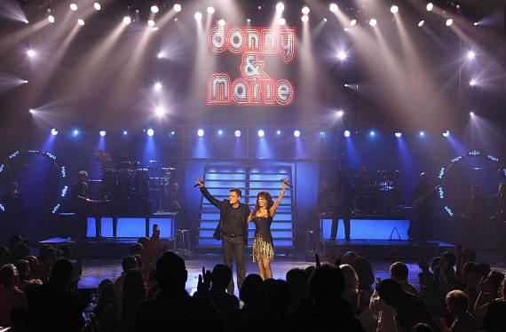 Flamingo Las Vegas and Donny & Marie Sign Two-Year Deal