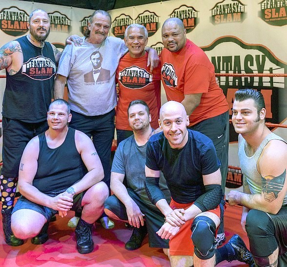 Fantasy Slam Pro Wrestling Fantasy Camp in Las Vegas Now Offering Half-Day Camps