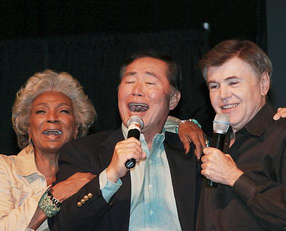 George Takei and friends