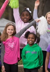 Girls on the Run to Celebrate the Conclusion of an Empowering Season with 6th Anniversary 5K, May 6