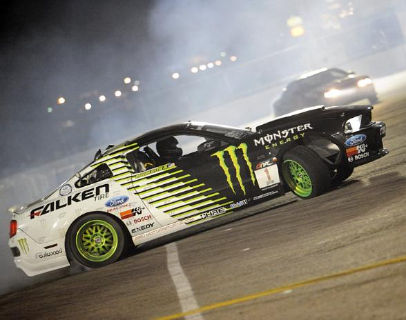 Formula DRIFT Returns to The Strip at Las Vegas Motor Speedway Aug. 24-25