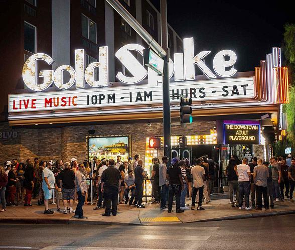 Gold Spike Hosts Enter-to-Win Online Sweepstakes for 3-Day Vip Tickets to 2017