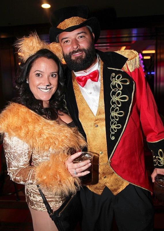 Halloween 2018 at Golden Gate Hotel and Casino in Las Vegas