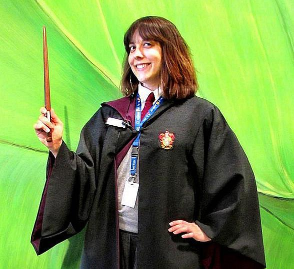 Travel to Hogwarts During Spring Break Week at Discovery Children's Museum