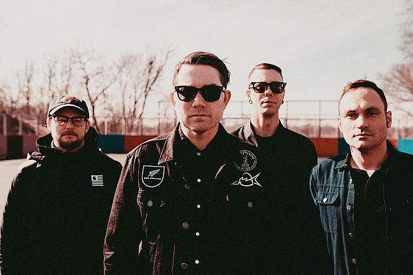Emo Legends Hawthorne Heights Scream Back to Beauty Bar Las Vegas June 15