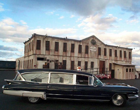 Asylum and Hotel Fear Take Up Residence at Meadows Mall in Las Vegas Beginning Friday, Oct. 3