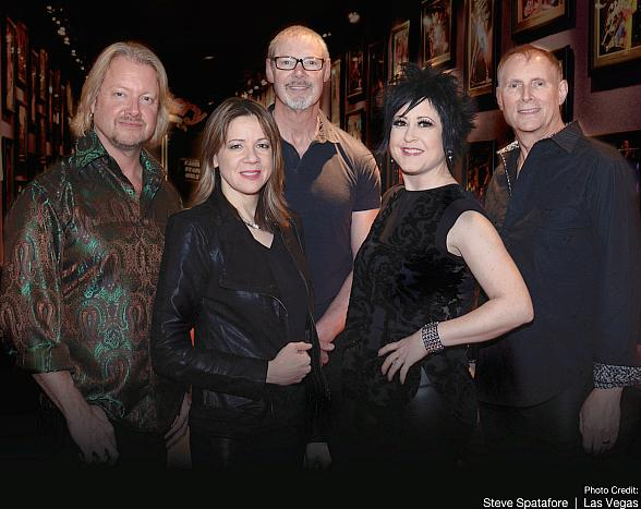 Rock Band Heart By Heart and Tina Turner Tribute Singer Cookie Watkins to Perform at Cannery's The Club in January