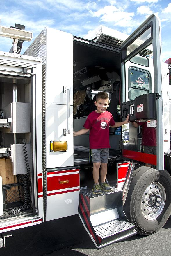 Henderson Fire and Police Host Community Safety Expo on Oct. 14