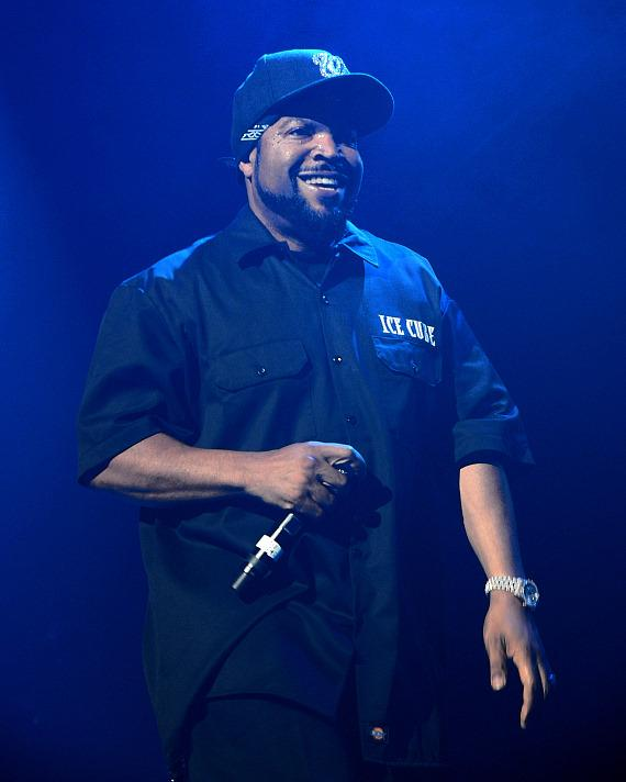 Ice Cube performs at The Joint at Hard Rock Las Vegas