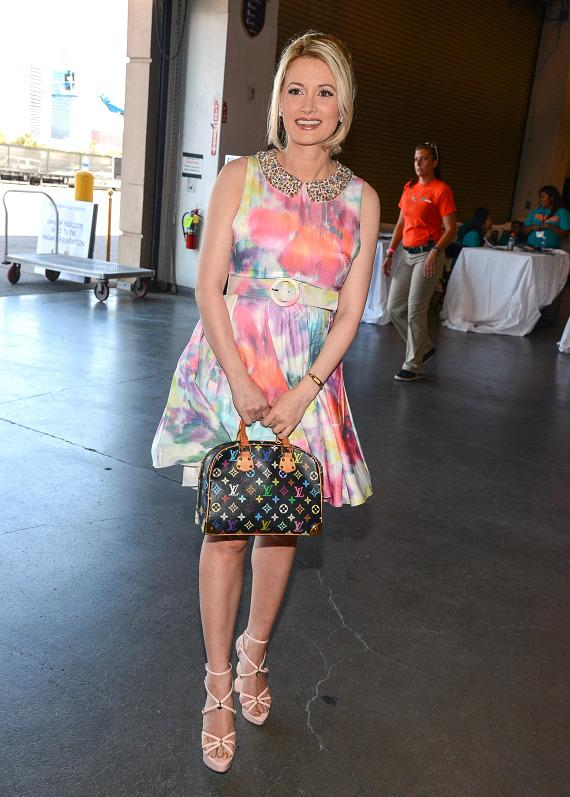 Holly Madison at The Animal Foundation's Best in Show